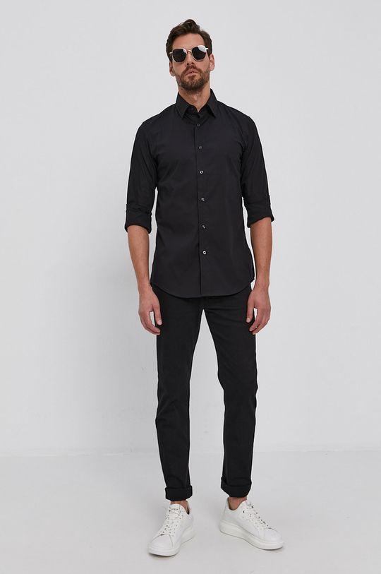 G-Star Raw - Košile Hlavní materiál: 96% Bavlna, 4% elastomultiester Jiné materiály: 100% Bavlna