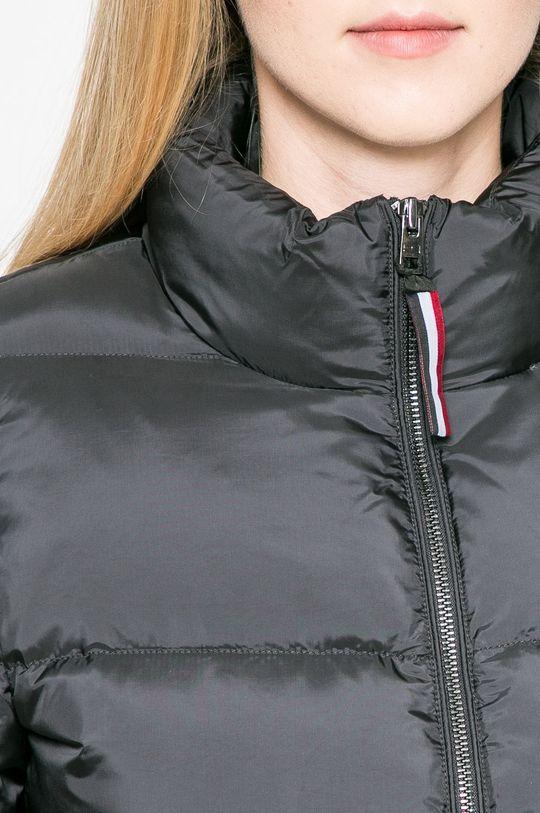 черен Hilfiger Denim - Пухено яке