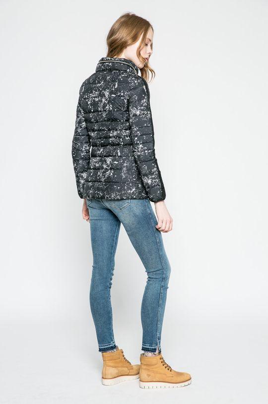 Calvin Klein Jeans - Пухено яке  Подплата: 100% Полиестер Пълнеж: 10% Пера, 90% Пух Основен материал: 100% Полиестер Материал 1: 87% Полиестер, 13% Полиуретан