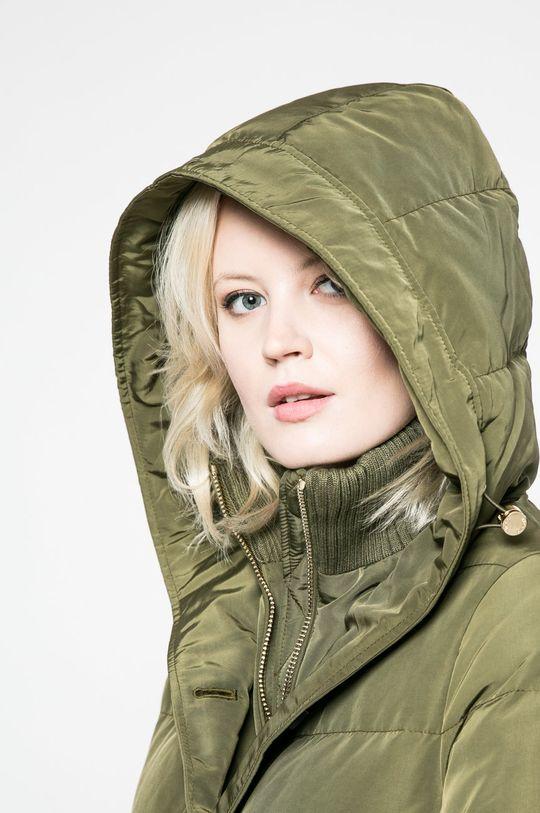 зелен Tommy Hilfiger - Пухено яке