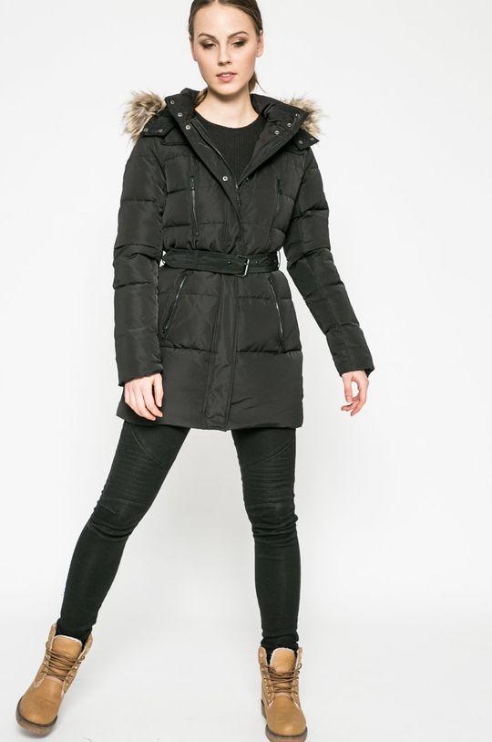 Pepe Jeans - Пухено яке черен