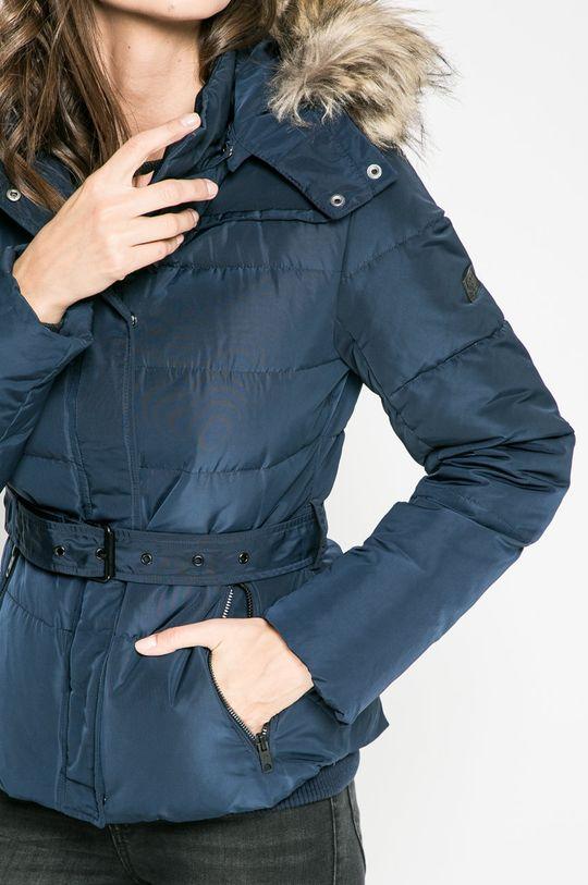 тъмносин Pepe Jeans - Пухено яке
