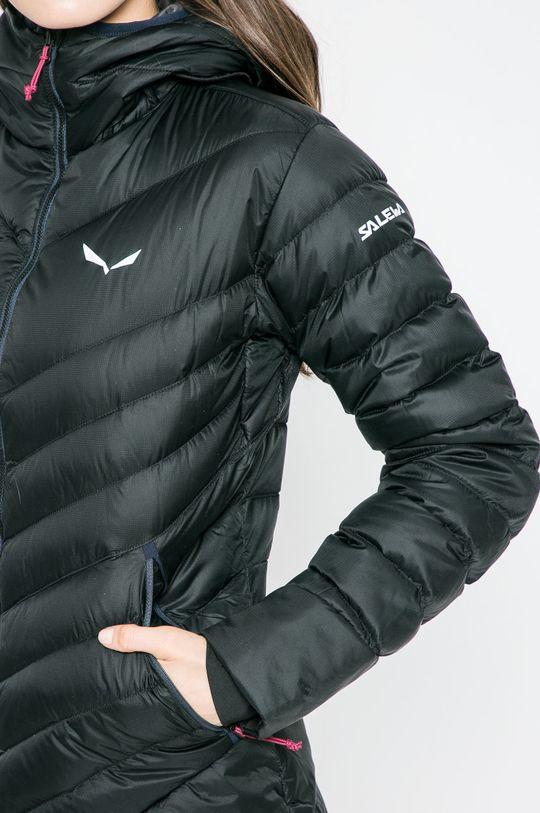 черен Salewa - Пухено яке