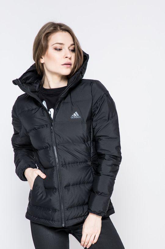 čierna adidas Performance - Páperová bunda Dámsky