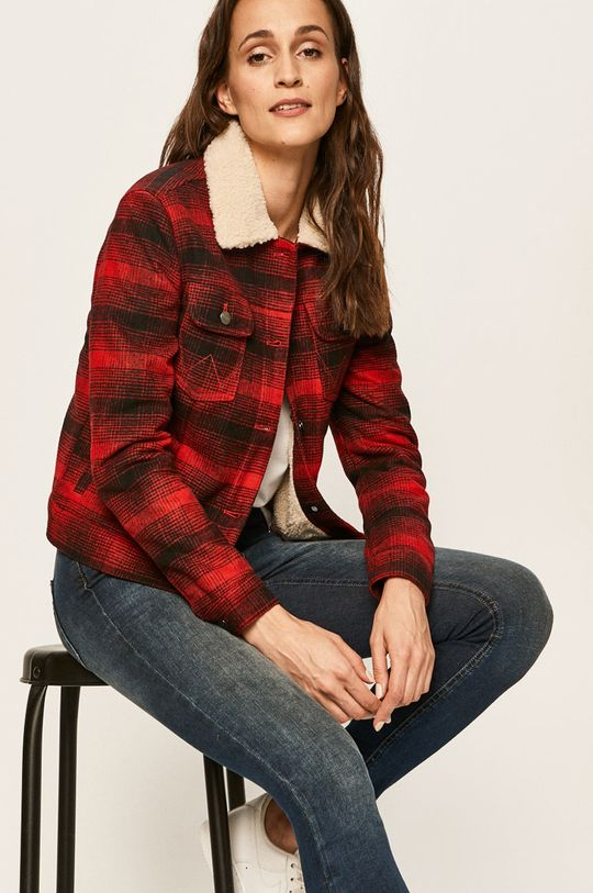 Wrangler - Куртка червоний