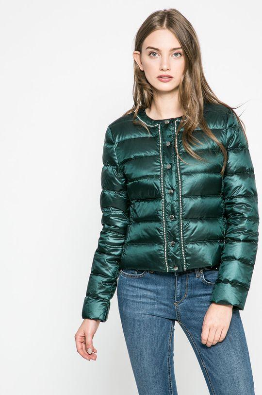 зелен Liu Jo - Пухено яке Жіночий