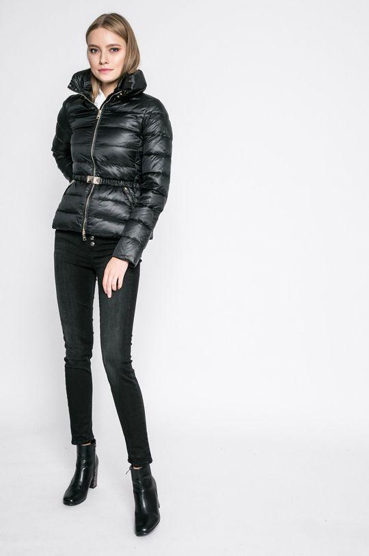 Liu Jo - Пухено яке черен