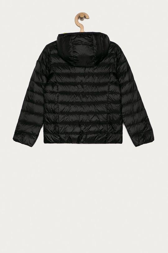 Guess Jeans - Dětská péřová bunda 118-166 cm. černá