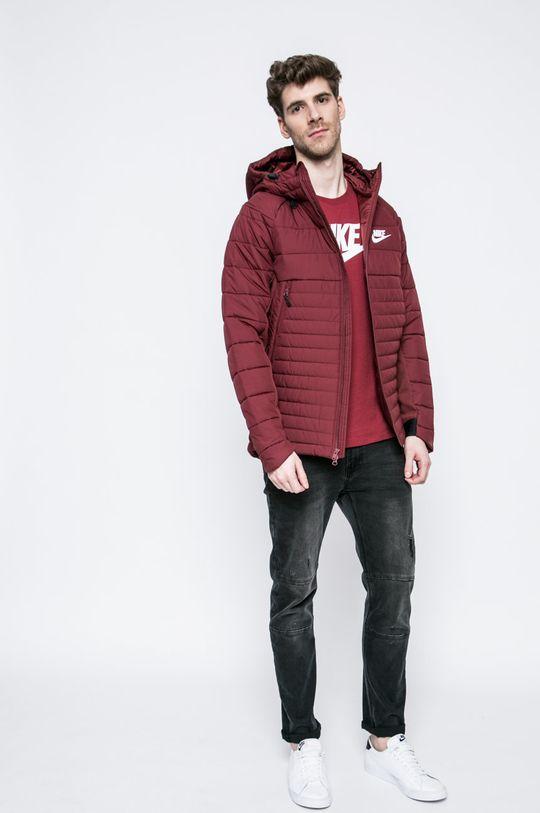 Nike Sportswear - Bunda kaštanová