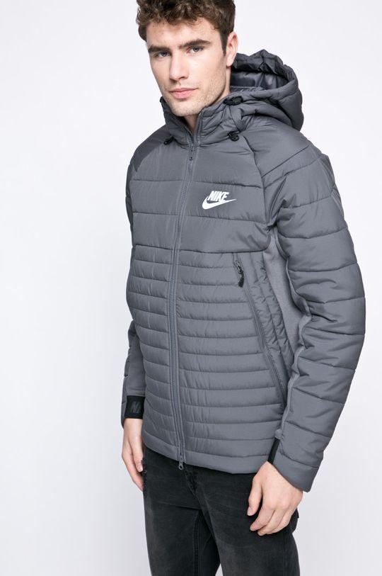 šedá Nike Sportswear - Bunda