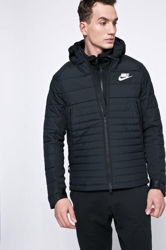 černá Nike Sportswear - Bunda Pánský