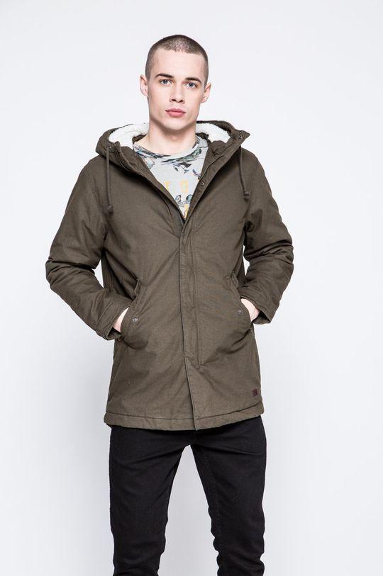 темно-зелений Produkt by Jack & Jones - Куртка Чоловічий