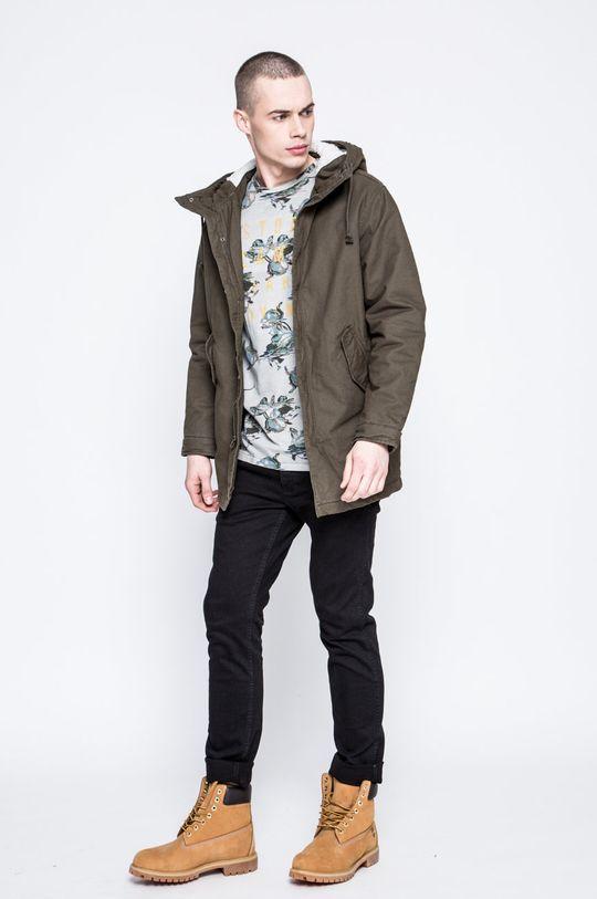 Produkt by Jack & Jones - Куртка темно-зелений