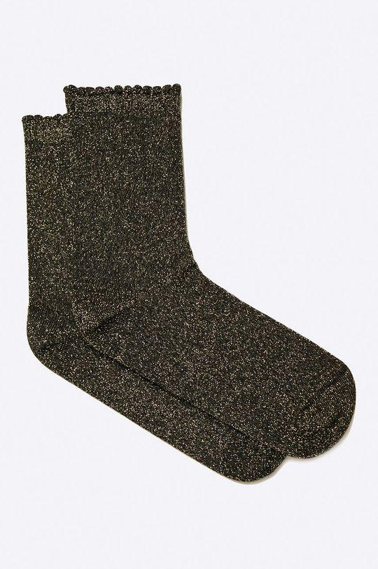 černá Pieces - Ponožky Dámský