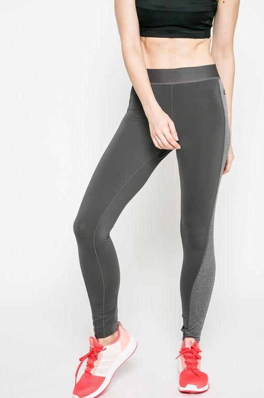 szürke adidas Performance - Legging Női