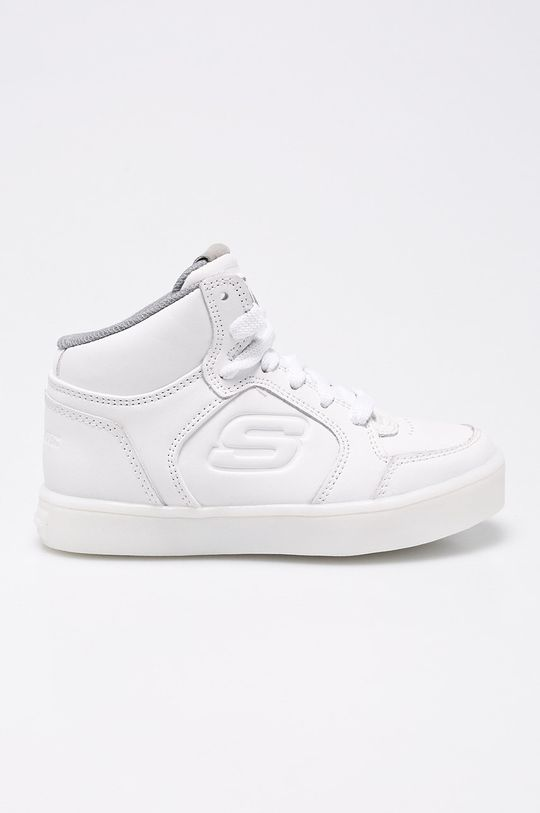 biela Skechers - Topánky Chlapčenský