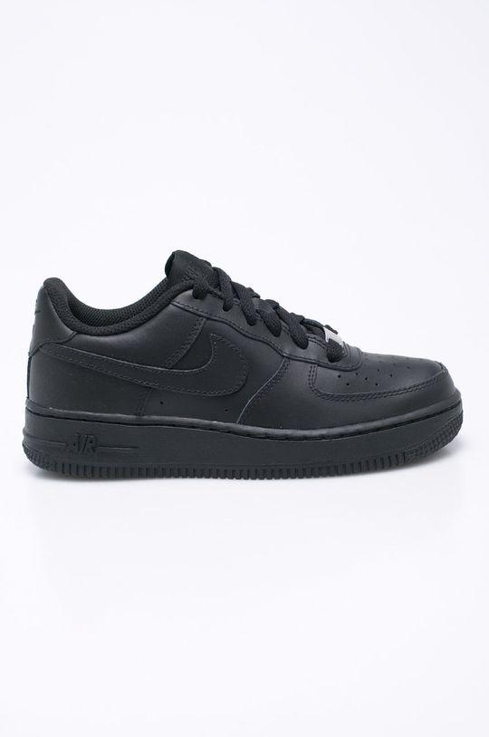 negru Nike Kids - Pantofi copii Air Force 1 De băieți