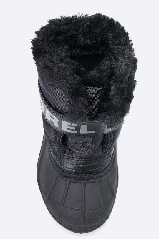 Sorel - Dětské boty Children's Snow Commander Chlapecký