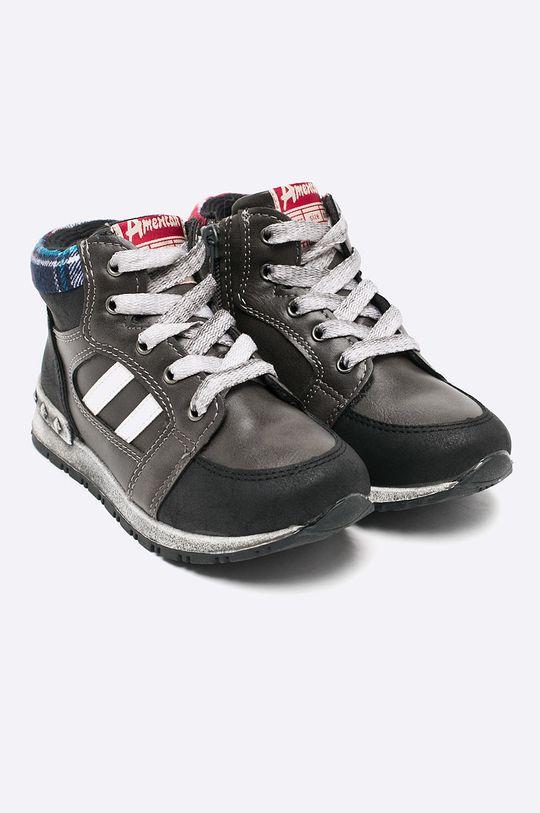 American Club - Detské topánky čierna