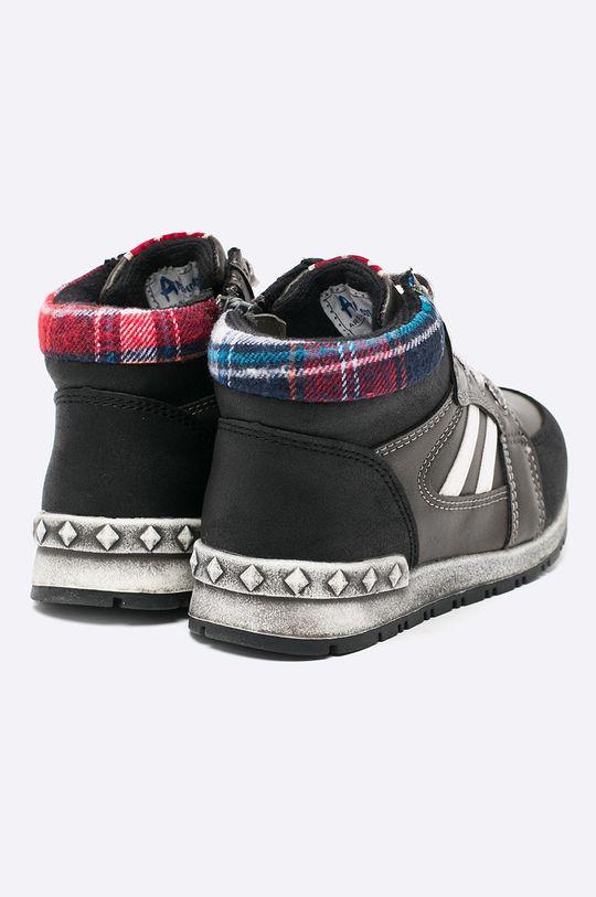 čierna American Club - Detské topánky