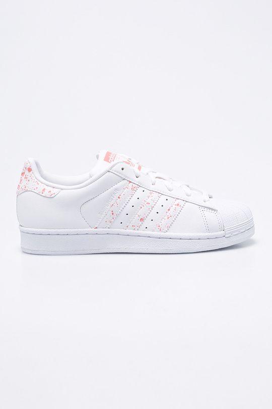 бял adidas Originals - Обувки Жіночий