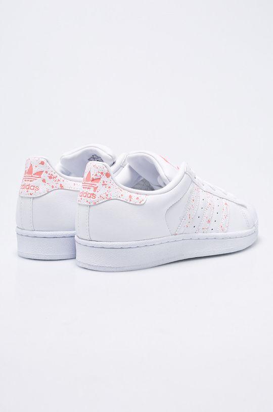 бял adidas Originals - Обувки