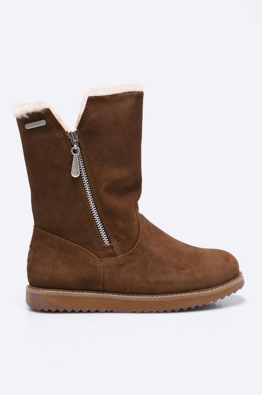 béžová Emu Australia - Členkové topánky Gravelly Dámsky