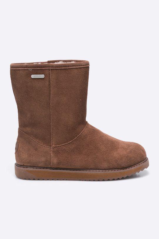 zlatohnedá Emu Australia - Členkové topánky Paterson Classic Lo Dámsky