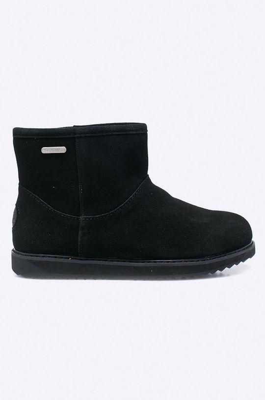 čierna Emu Australia - Členkové topánky Peterson Classic Mini Dámsky