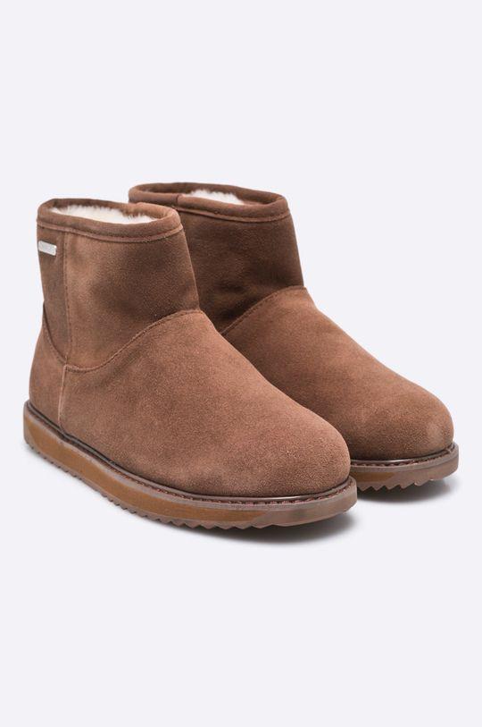 Emu Australia - Členkové topánky hnedá