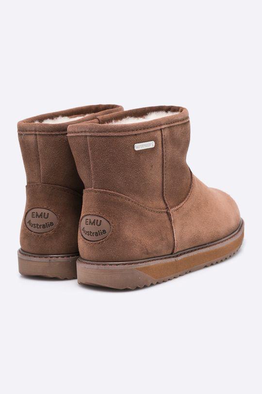 hnedá Emu Australia - Členkové topánky