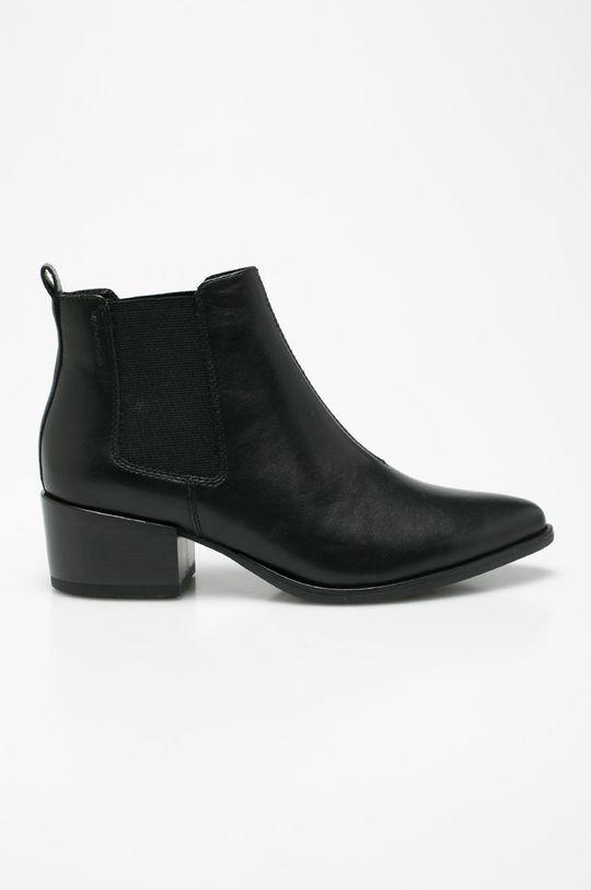 čierna Vagabond - Členkové topánky Dámsky