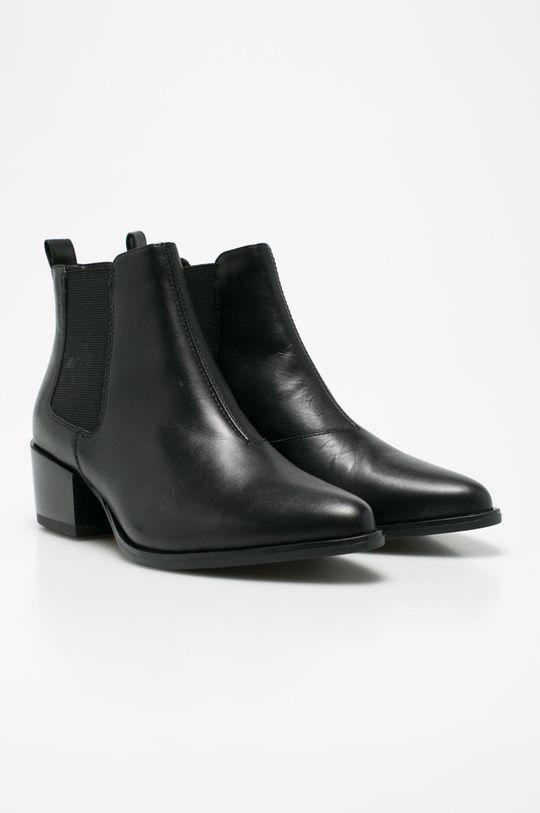 Vagabond - Členkové topánky čierna