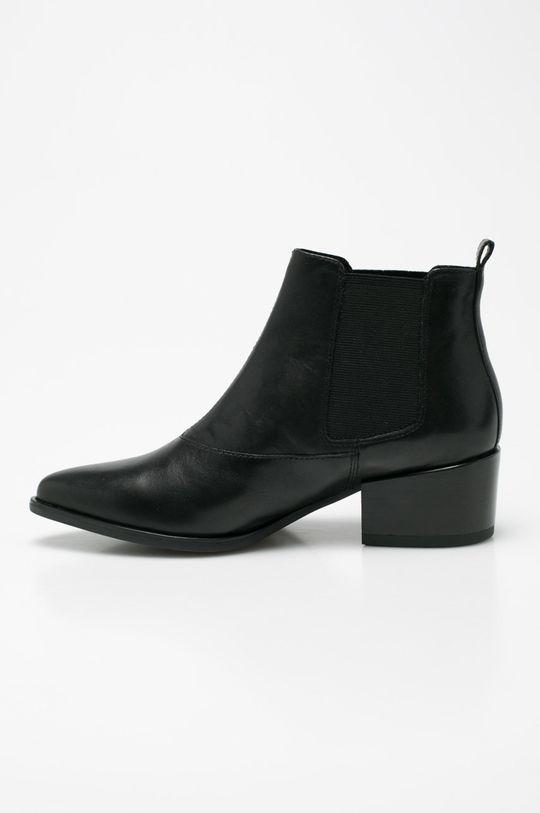 Vagabond - Členkové topánky  Zvršok: Prírodná koža Vnútro: Textil, Prírodná koža Podrážka: Syntetická látka