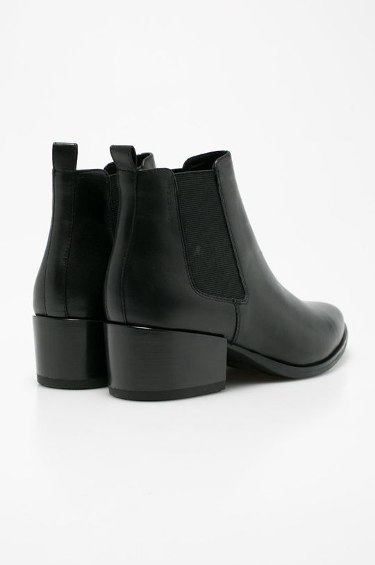 čierna Vagabond - Členkové topánky