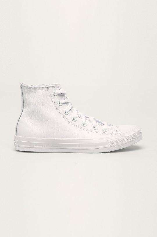 biały Converse - Trampki Chuck Taylor All Star Leather Damski