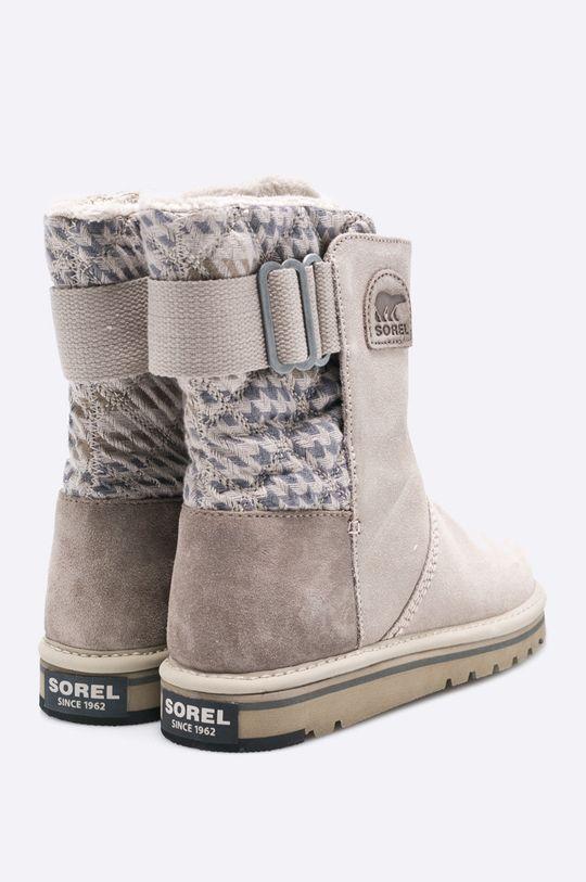 kawowy Sorel - Śniegowce Newbie