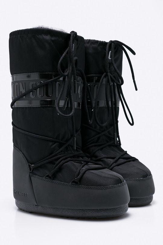 Moon Boot - Sněhule Classic Plus černá
