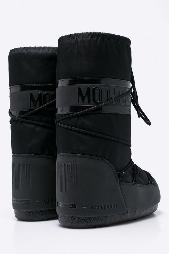 černá Moon Boot - Sněhule Classic Plus
