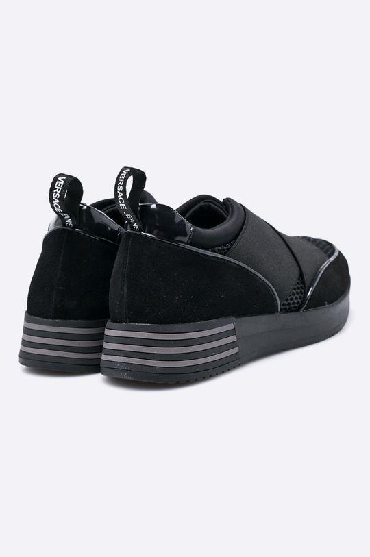 czarny Versace Jeans - Buty