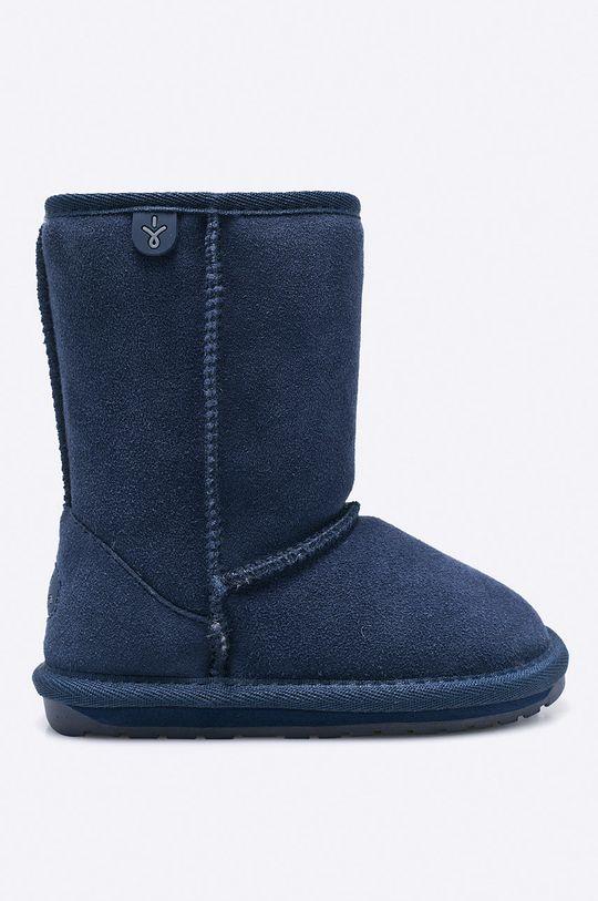 bleumarin Emu Australia - Pantofi copii Wallaby Lo De fete