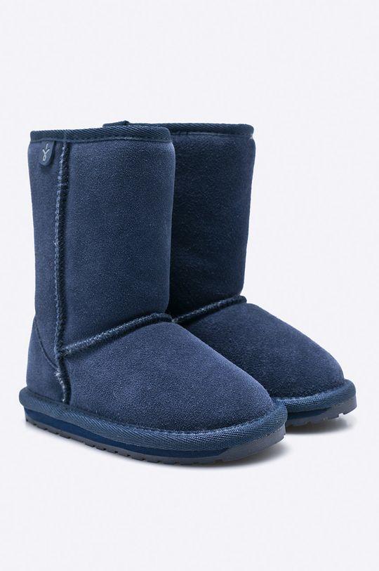 Emu Australia - Dětské boty Wallaby Lo námořnická modř