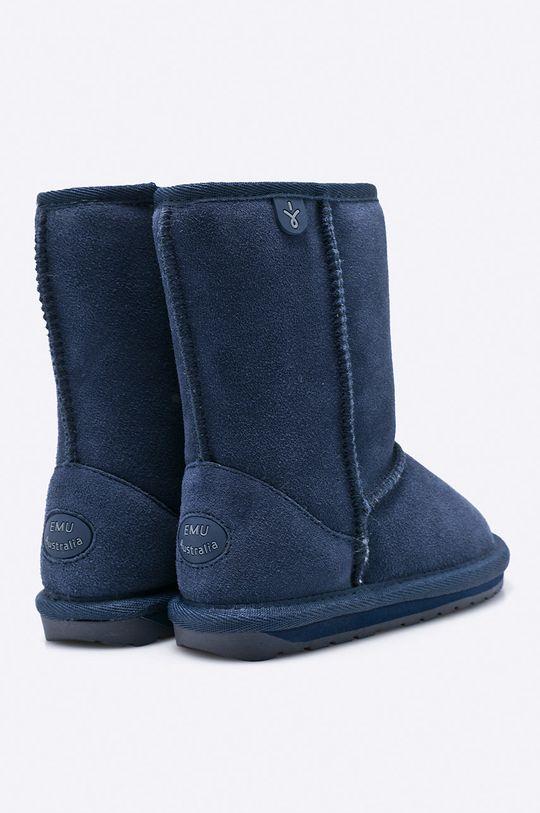 námořnická modř Emu Australia - Dětské boty Wallaby Lo