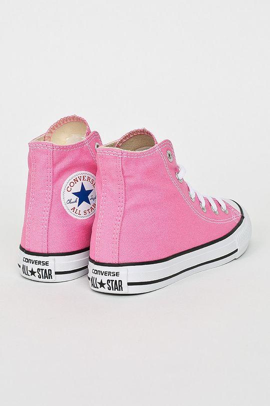 ostrá růžová Converse - Dětské kecky