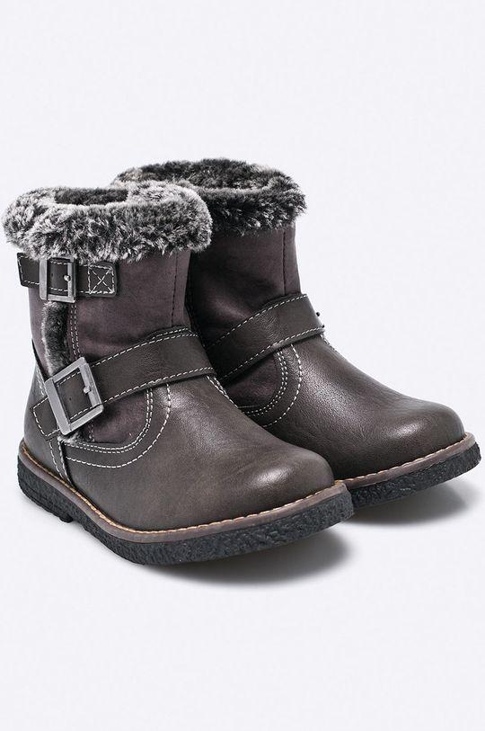American Club - Detské topánky hnedá