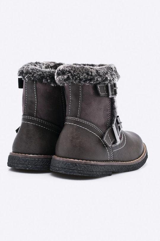 hnedá American Club - Detské topánky