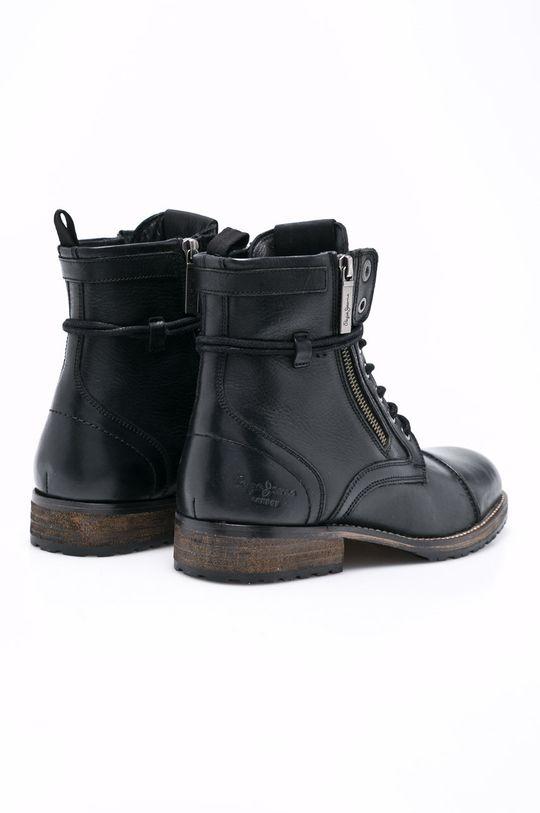 černá Pepe Jeans - Boty