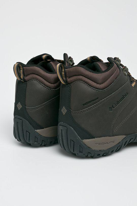 Columbia – Pantofi Peakfreak Venture Mid Gamba: Material sintetic, Piele naturala Interiorul: Material textil Talpa: Material sintetic