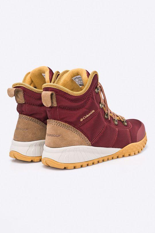 carmin Columbia - Pantofi