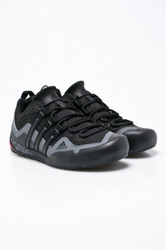 adidas Performance - Boty Terrex Swift Solo černá